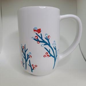 David's tea bird mug